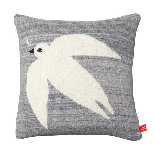 Dove Cushion Grey