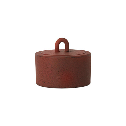 Buckle Jar Rust