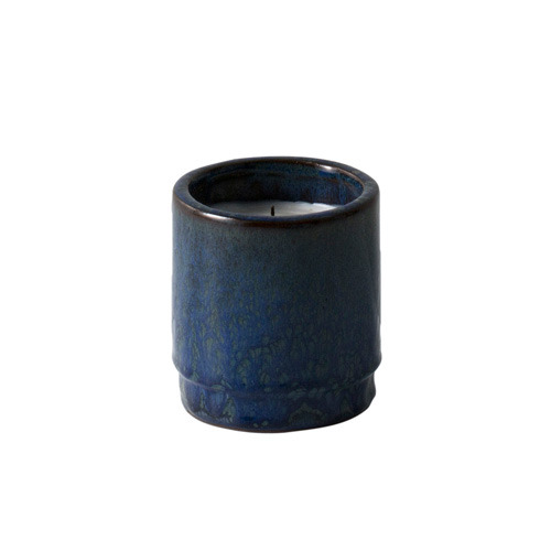 Scented Candle Blue