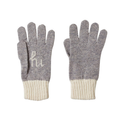 Hi Bye Gloves Grey (30% sale)