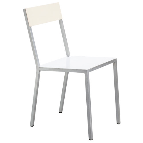 Alu Chair White/Ivory