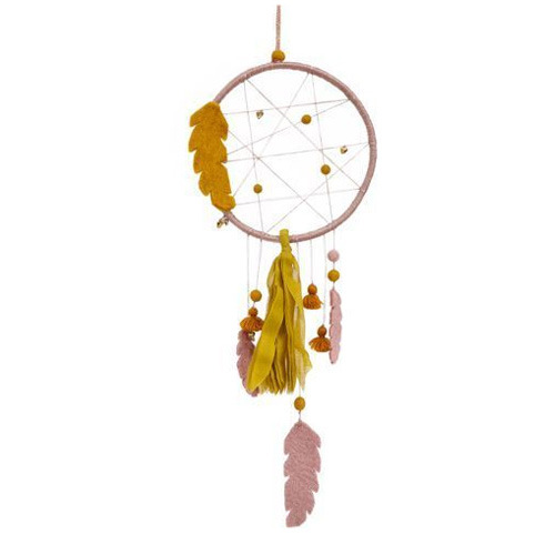 Dreamcatcher Quartz Pink