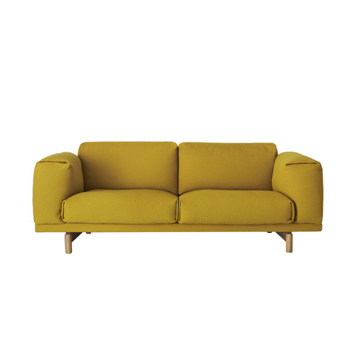 Rest Sofa 2-Seater