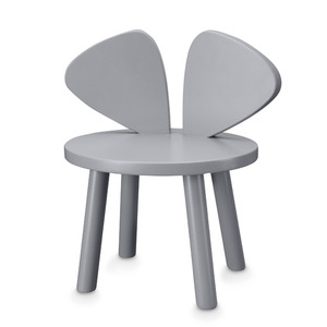 Mouse Chair Grey [3월말입고]