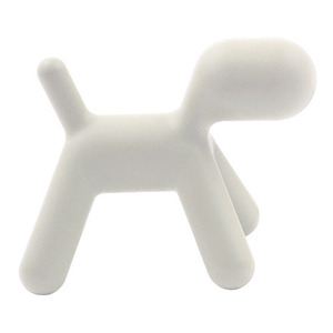 Puppy White Large [4월입고예정]