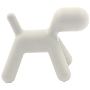Puppy White XLarge