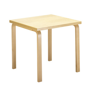 Aalto Table 81C Birch/Birch [주문후 5개월 소요](5% Discount 5.21-6.8)
