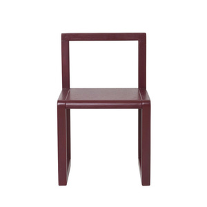 Little Architect Chair Bordeaux  재고문의