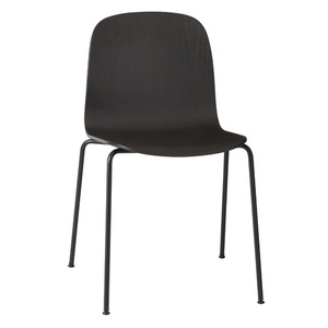 Visu Chair Tube Base Black