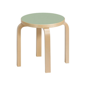Children's Stool NE60 Green/Birch  주문후 5개월 소요