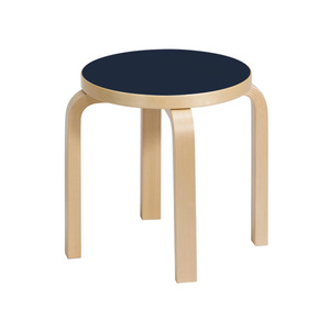 Children's Stool NE60 Dark Blue/Birch[주문후 5개월 소요] (5% Discount 5.21-6.8)