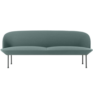 Oslo Sofa 3-Seater Steelcut Trio 966/Dark Grey Legs