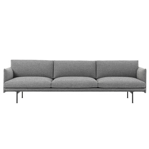 Outline Sofa 3 1/2-Seater Hallingdal 166