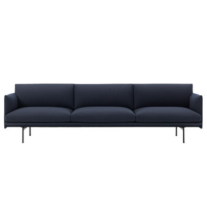 Outline Sofa 3 1/2-Seater Vidar 554