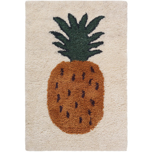 Fruiticana Tufted Pineapple Rug Large