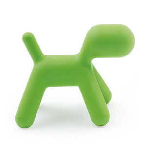 Puppy Green Medium