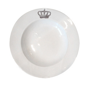 Berlin Soup Plate Crown