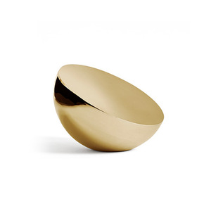 Aura Table Mirror Brass (30% sale)