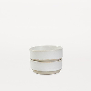Otto Bowls White S Set of 2