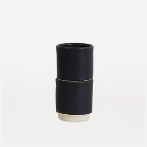 Otto Cup Black Set of 2 (30% sale)
