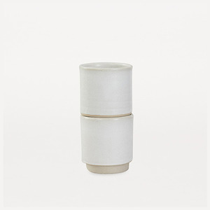 Otto Cup White Set of 2 (30% sale)