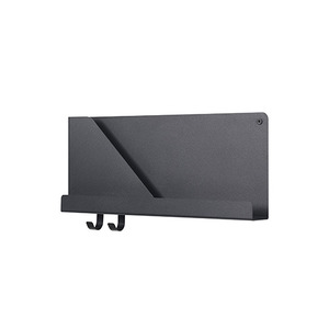 Folded Shelves Small Black