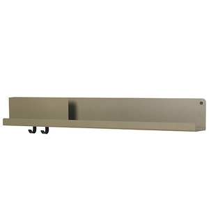 Folded Shelves Large Olive