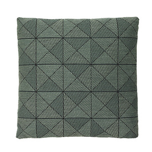 Tile Cushion Green