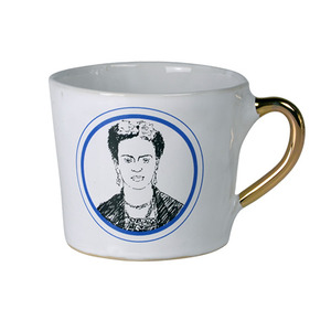 Alice Medium Coffee Cup Frida Kahlo
