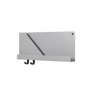Folded Shelves Small Grey
