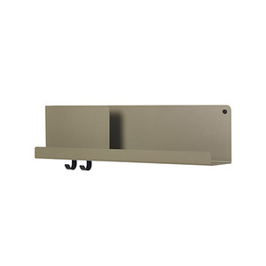 Folded Shelves Medium Olive