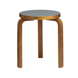 Stool 60 Pewter