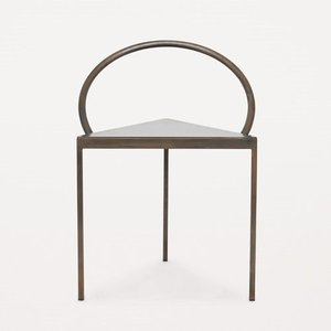 Triangolo Chair Black