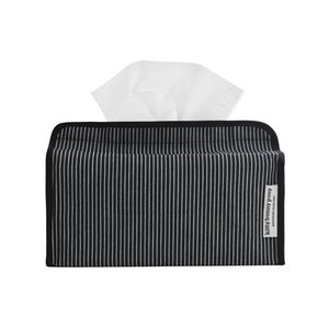Illy Navy Tissuebox Cover