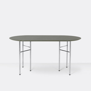 Mingle Table Oval 150cm Tarkett