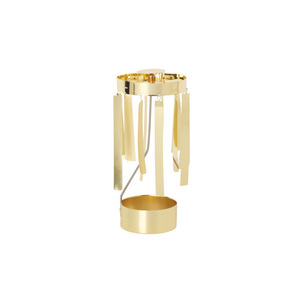 Tangle Spinning Tealight Gold
