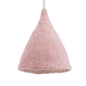 Lampshade H Quartz Pink/Natural
