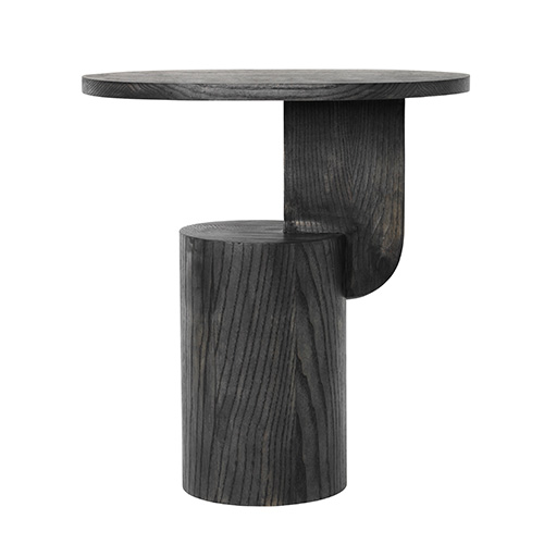 Insert Side Table Black