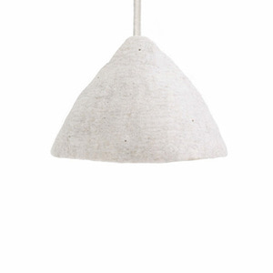 Lampshade S Natural/Light stone