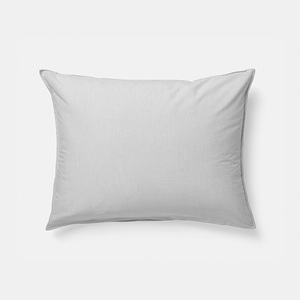 Hush Pillowcase 50x70cm  Light Grey  (30% sale)