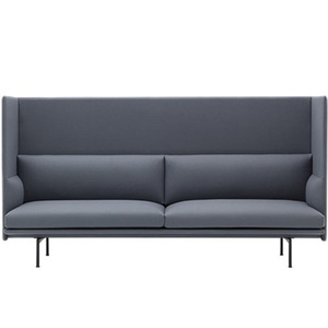 Outline Highback Sofa 3-Seater Divina 154