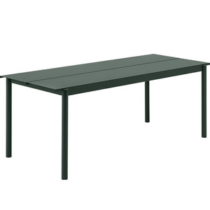Linear Steel Table  200x75cm
