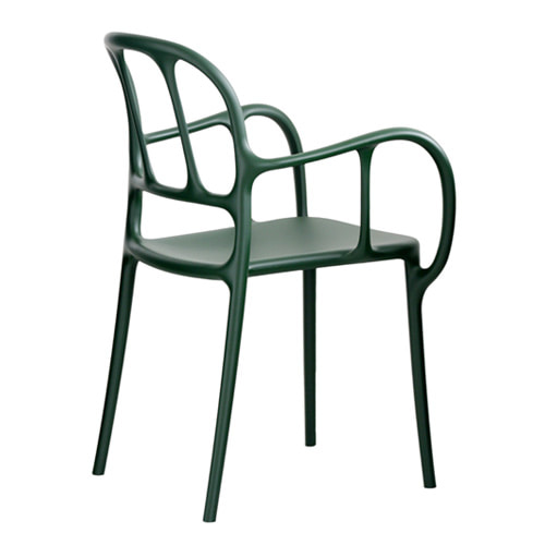 Milà Chair Dark Green