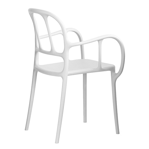 Milà Chair White