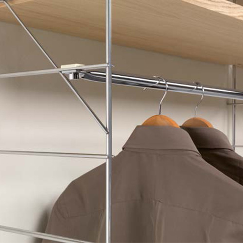 TRIA 36 Clothes Hanger Bar