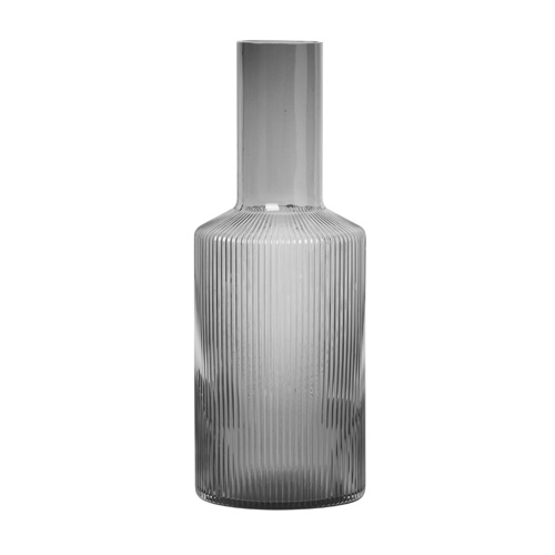 Ripple Carafe Smoked Grey