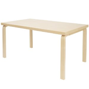 Aalto Table 82A Birch/Birch