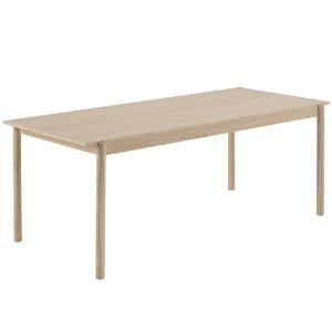 Linear Wood Table 200cm