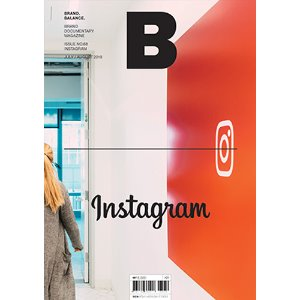Magazine B No.68 Instagram