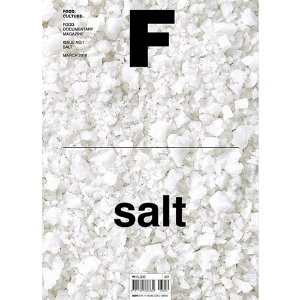 Magazine F No.01 SALT